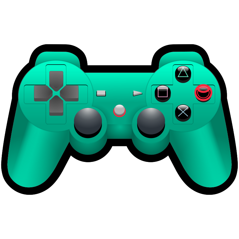 svg freeuse download Video game . Controller clipart.