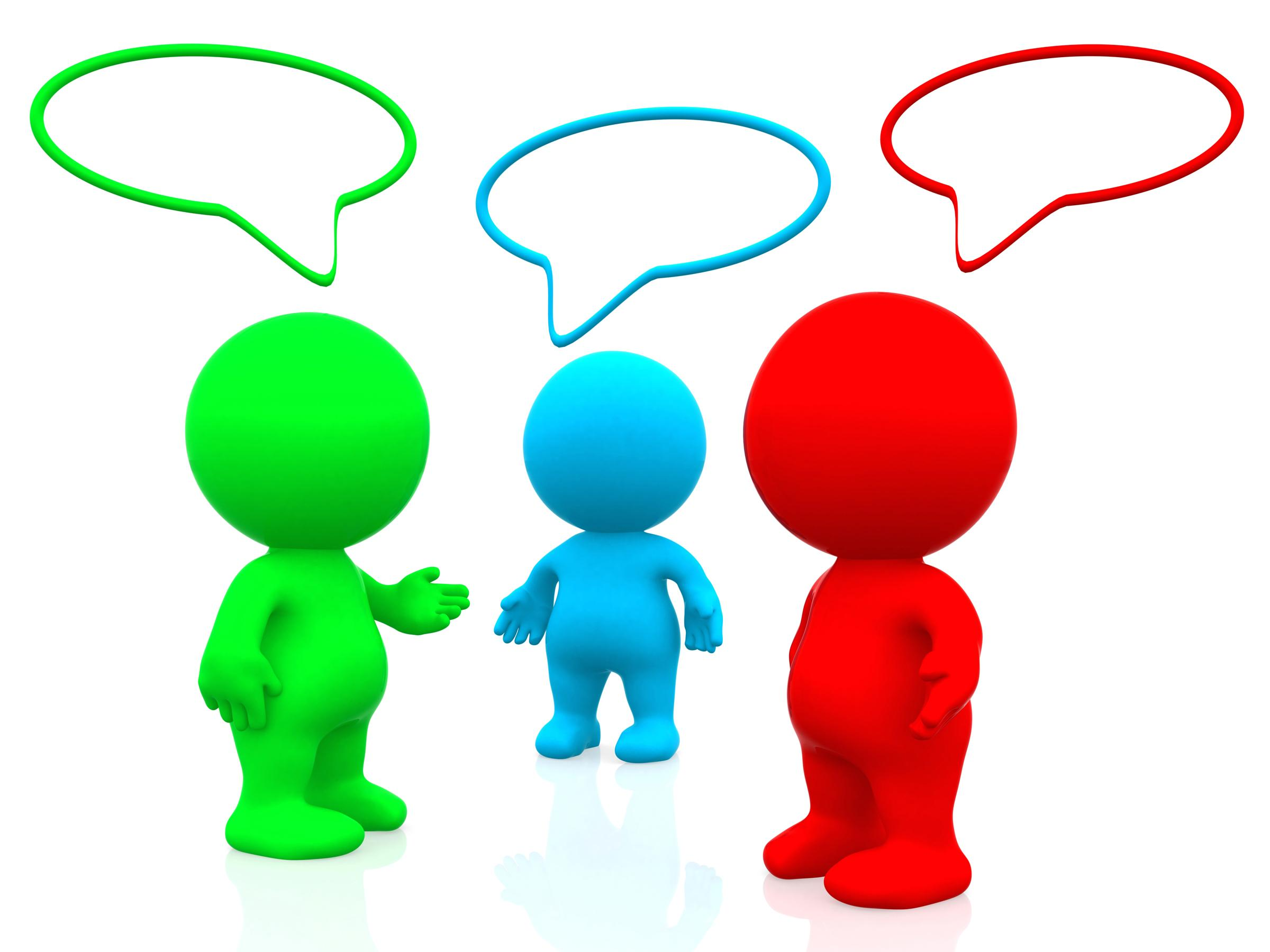 graphic free library Conversation clipart. Group hd