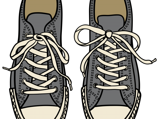graphic royalty free stock Converse Clipart tennis shoe