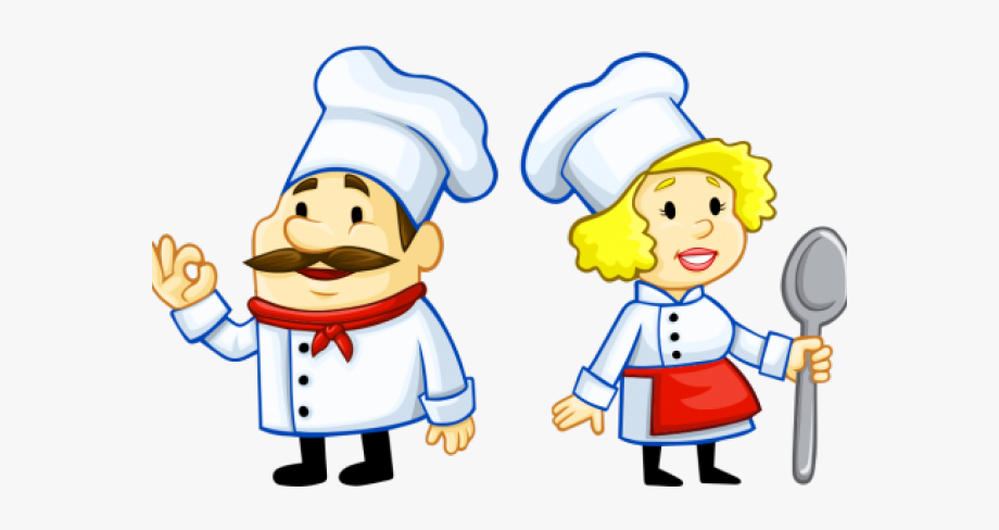 clipart royalty free stock Cooking chif transparent chef. Cook clipart