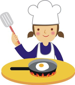 graphic free  cook clipartlook. Cooked clipart.