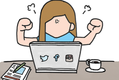 clip Stress transparent workplace clipart. Conquer your email inbox.