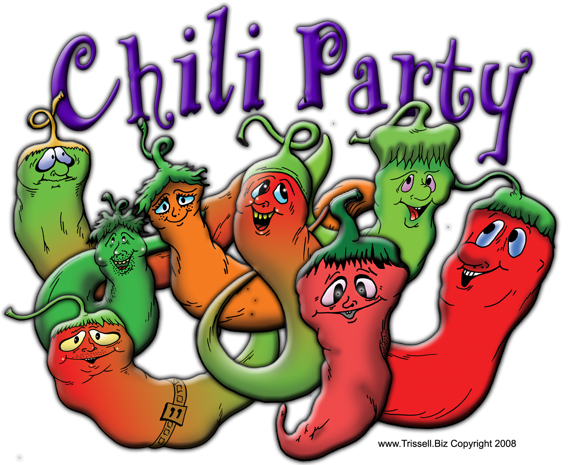 jpg library stock Nacho clipart party. Chili cook off cilpart.
