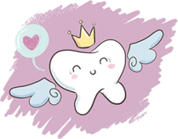 clip art library library Katie cook comic con. Drawing tooth cute