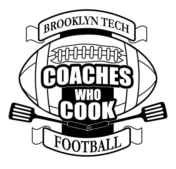png free stock Cook drawing logo. Coaches who tb brooklyn