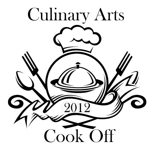 image freeuse The first annual culinary. Cook drawing logo