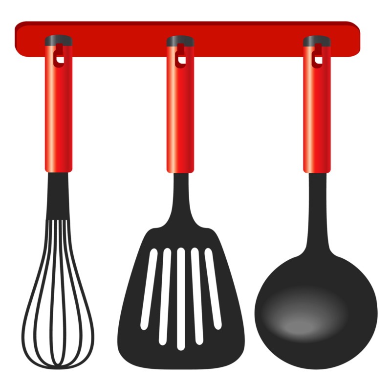svg free utensils clipart kitchen accessory #52568336