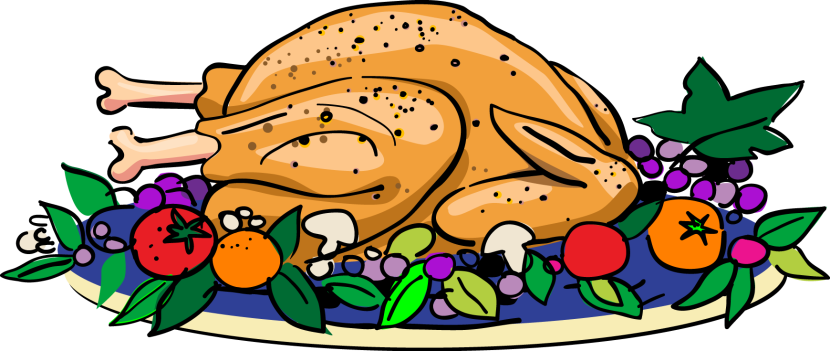 image Cooked clipart. Turkey clipartix.
