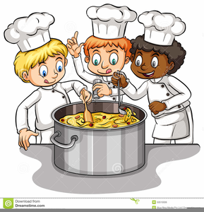picture library Cooked clipart cookin. Cooks free images at