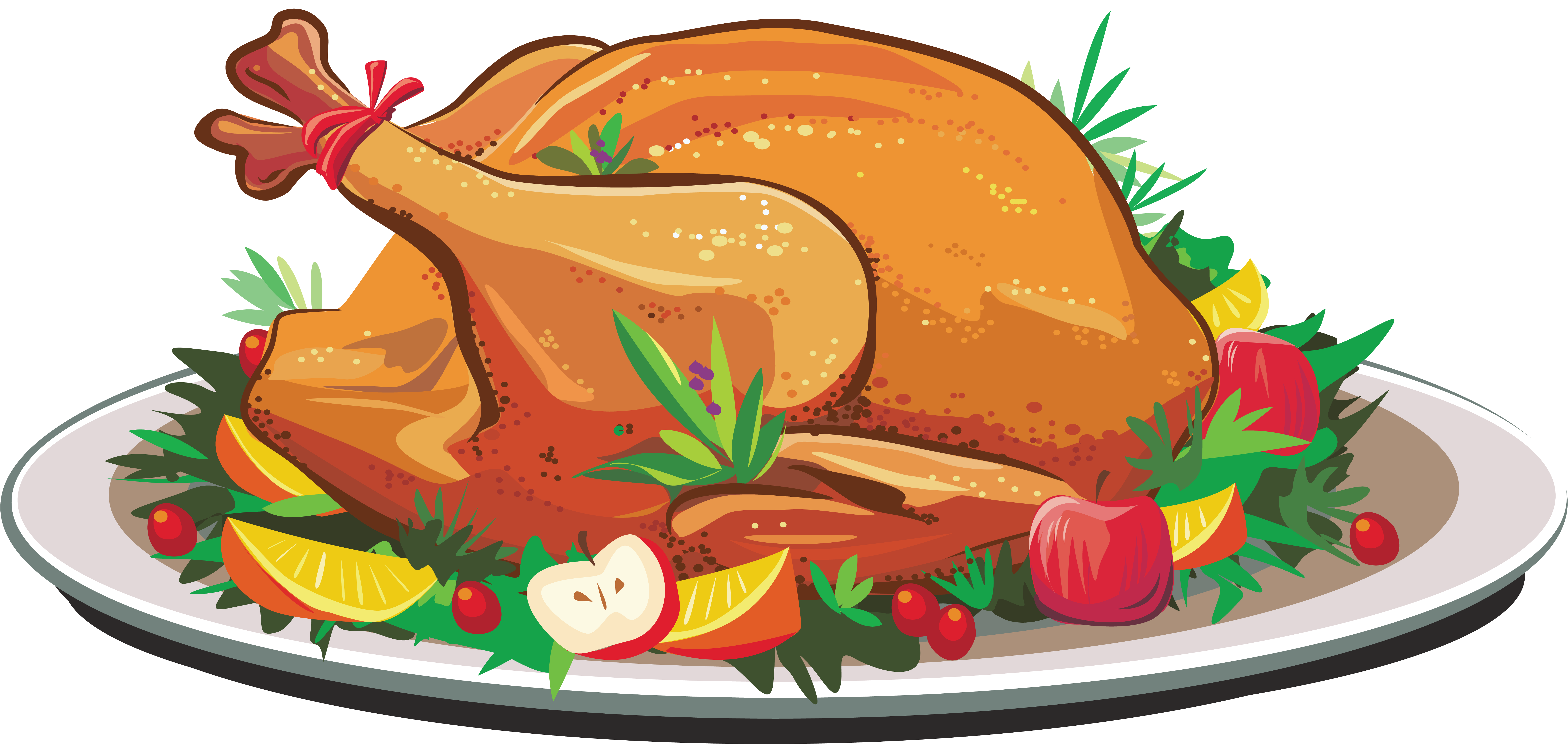 transparent Cooked Chicken Clipart at GetDrawings