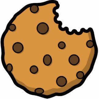 svg free Cookie clipart. Bitten free images in.