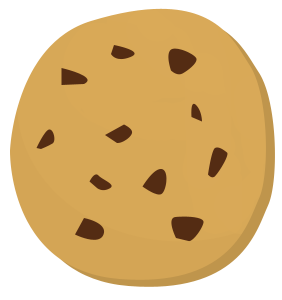 svg free Cookies clipart plain cookie. Free chocolate chip clip.