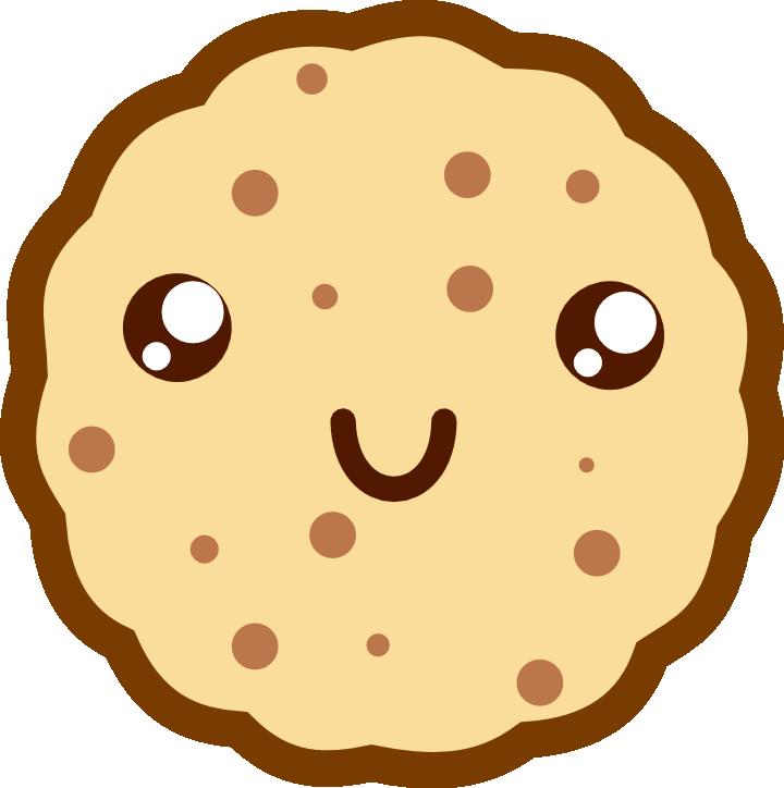 jpg freeuse Bite vector cookie. Cookies clipart bitten free