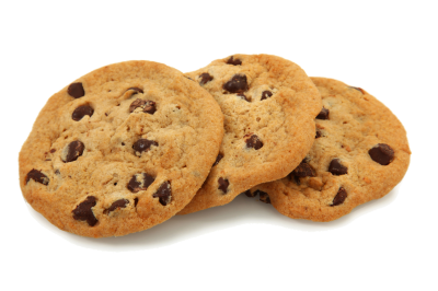graphic black and white library Cookies transparent. Download cookie free png