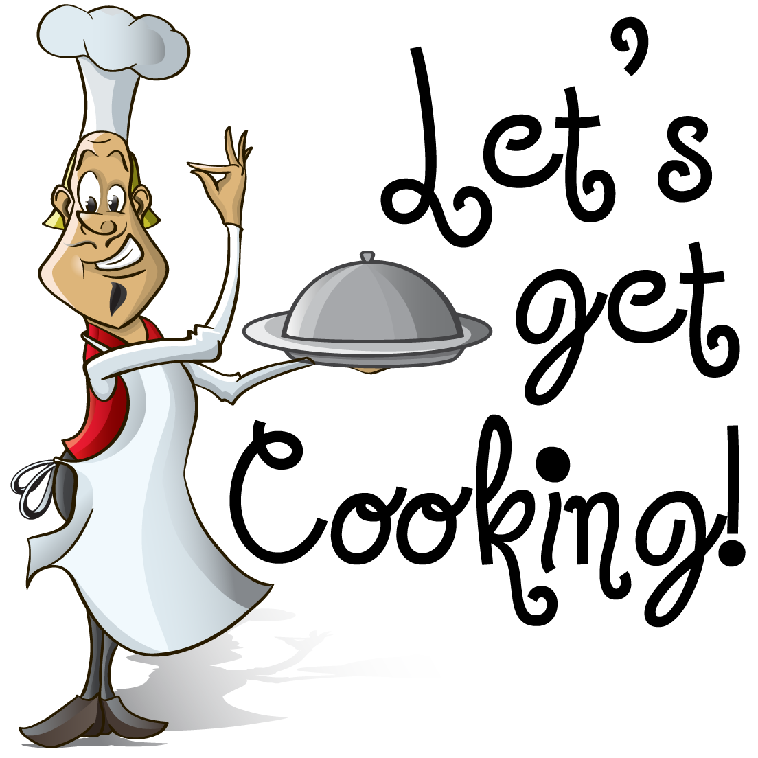 free Lets get . Cooking clipart