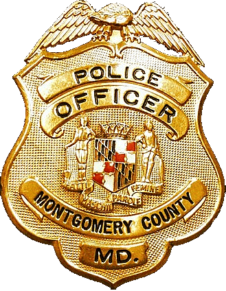 svg transparent Montgomery county police transparent. Cop badge clipart