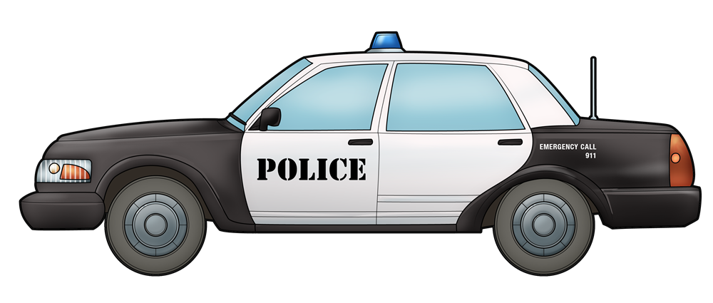 clip royalty free library Free Police Car Clip Art Pictures
