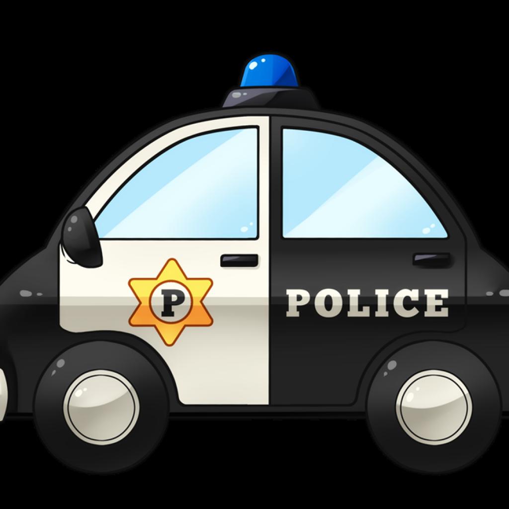 clip art black and white download Police dinosaur hatenylo com. Cop car clipart
