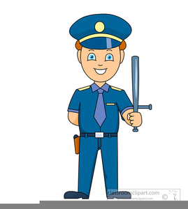 clip art free library Cop clipart. Free traffic images at.