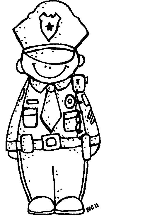 svg free library Cop clipart black and white. Police officer panda .