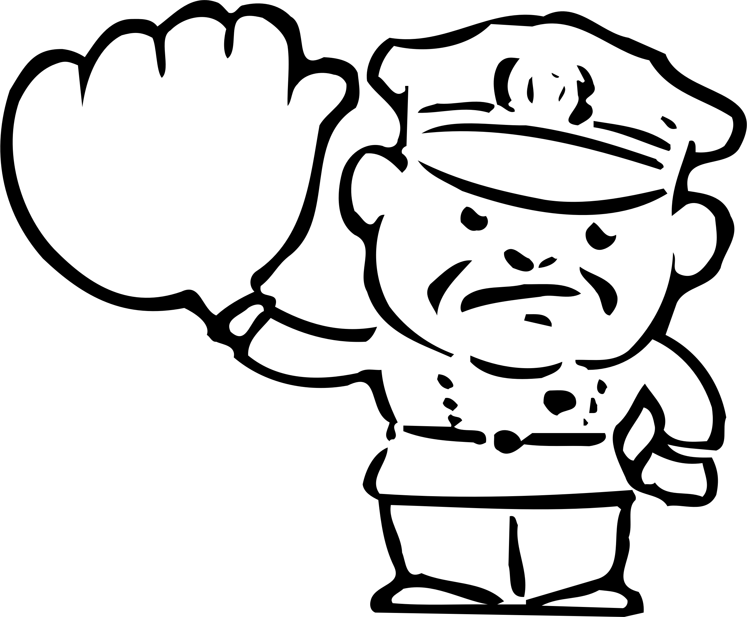 jpg library download Cop clipart black and white. The traffic big image.