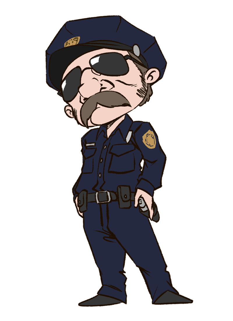 clip transparent library Policeman PNG HD Free Transparent Policeman HD