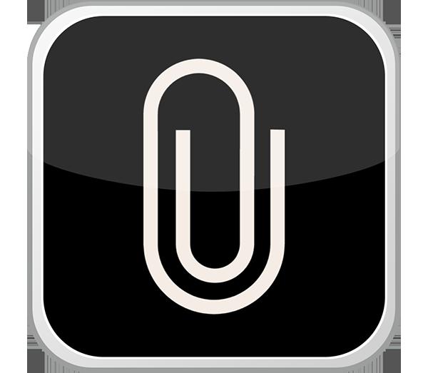 image black and white library  free mac menu. Copy clip.