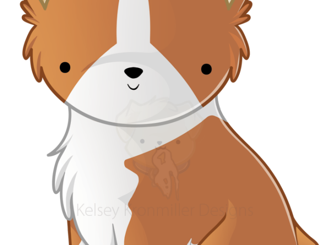 image library stock Corgi clipart. Drawn free on dumielauxepices.