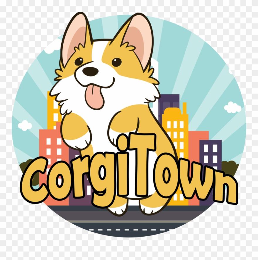graphic freeuse download Dog png download . Corgi clipart transparent tumblr