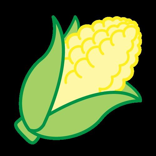 picture freeuse stock Corn clipart. Cartoon .