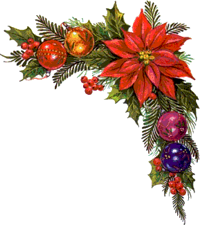 jpg free library Christmas corner border clipart. Amazing graphics page borders