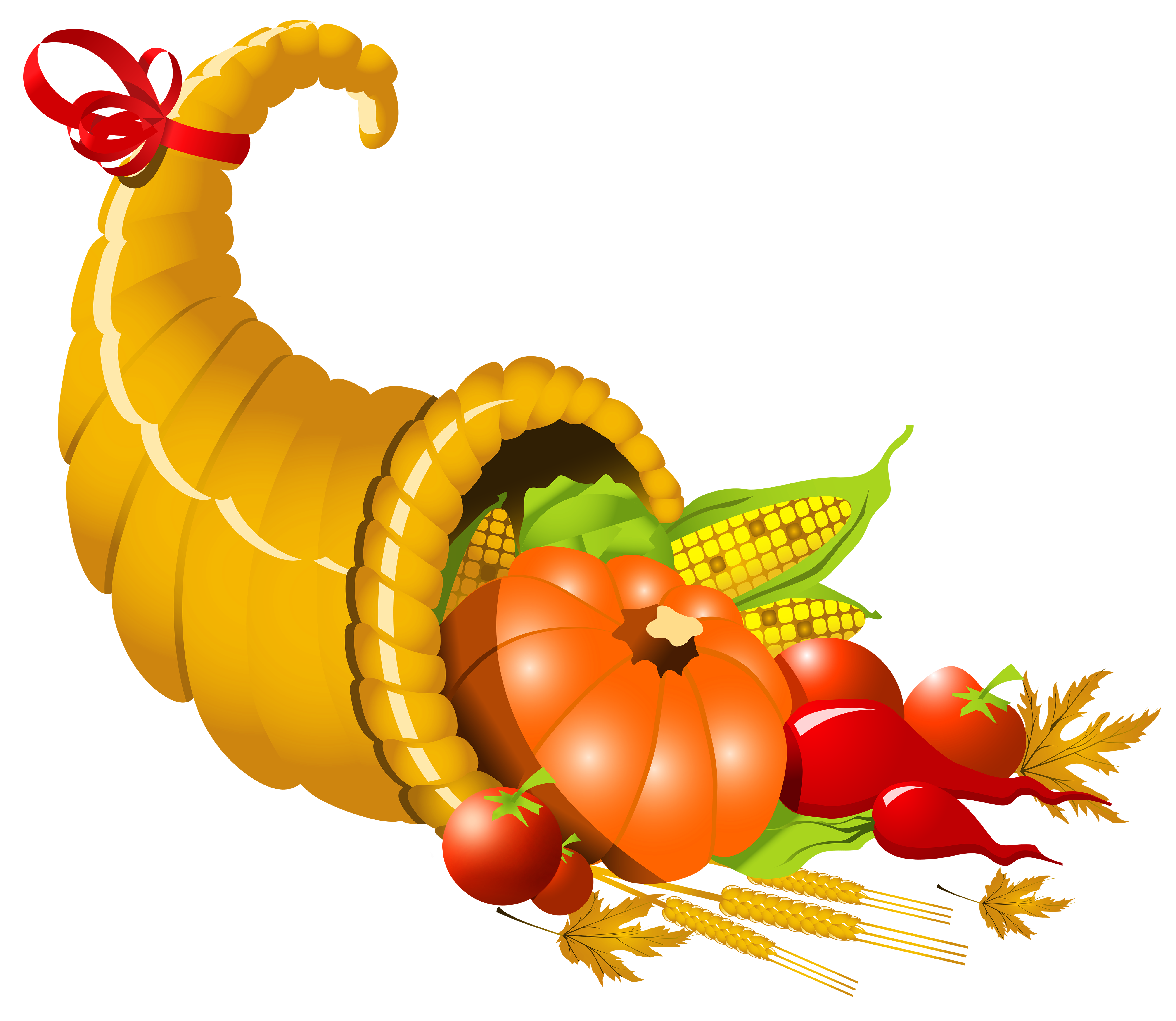 image black and white stock Thanksgiving Cornucopia Png Image Transparent Free Download