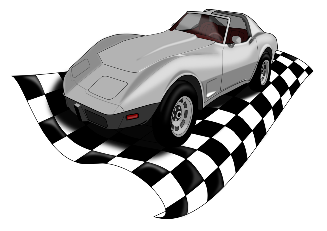 transparent stock Chevrolet zr c clip. Corvette stingray clipart.