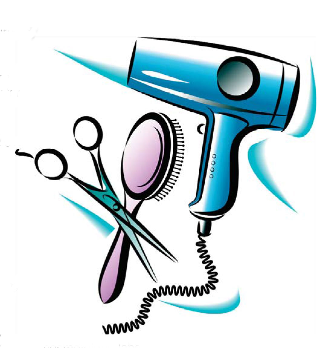 image royalty free library Cosmetology clipart. Free cosmetologist cliparts download