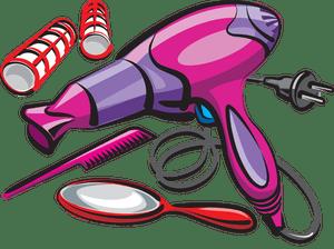 jpg royalty free download Fresh hair stylist pics. Hairdresser clipart equipment