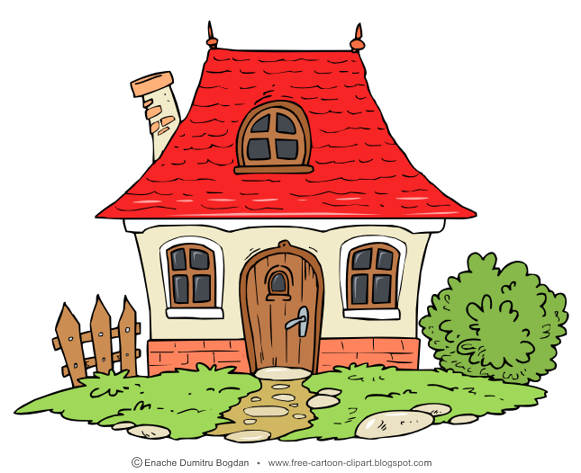 graphic library Cottage clipart. Free cliparts download clip.