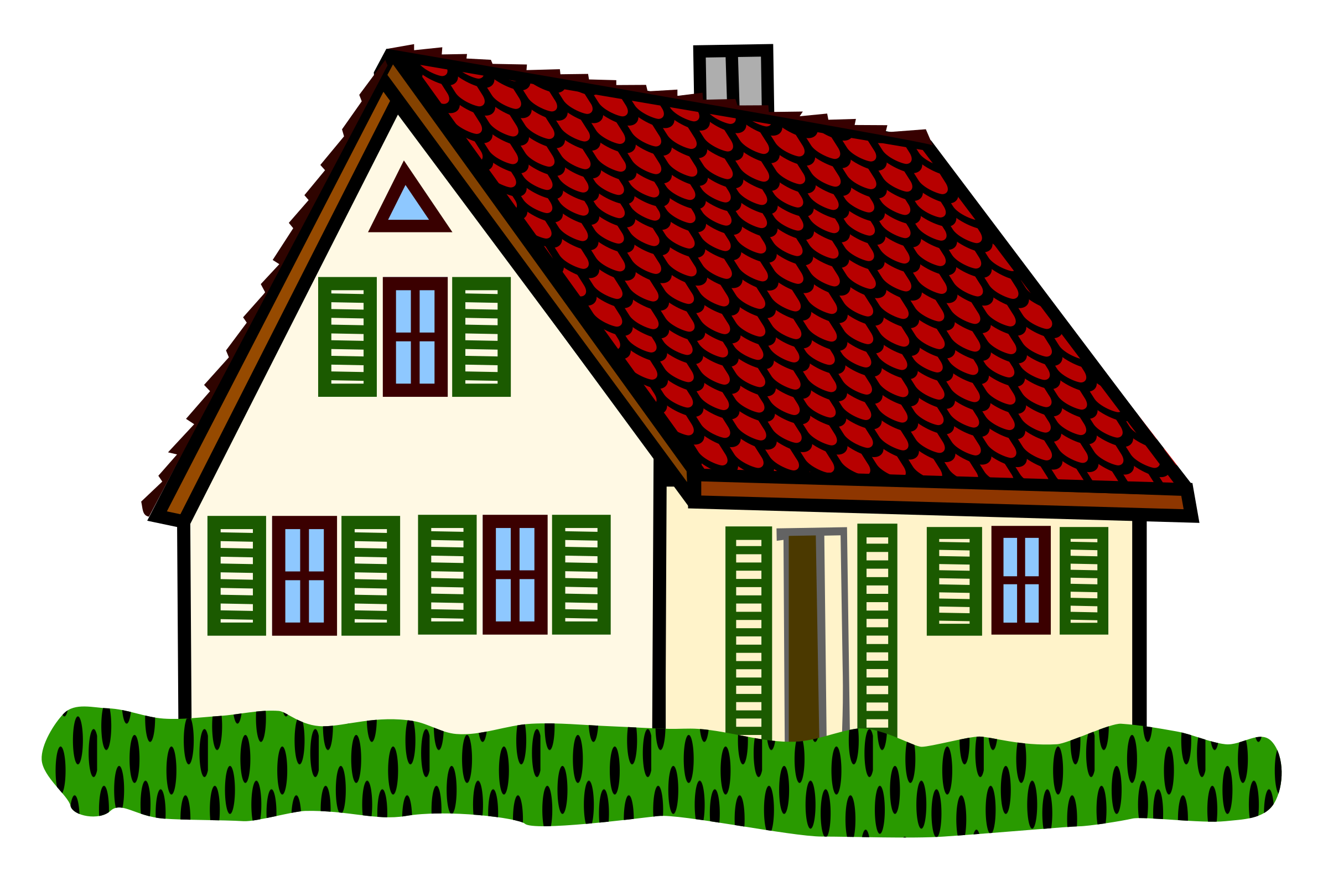 picture free Cottage Clipart at GetDrawings