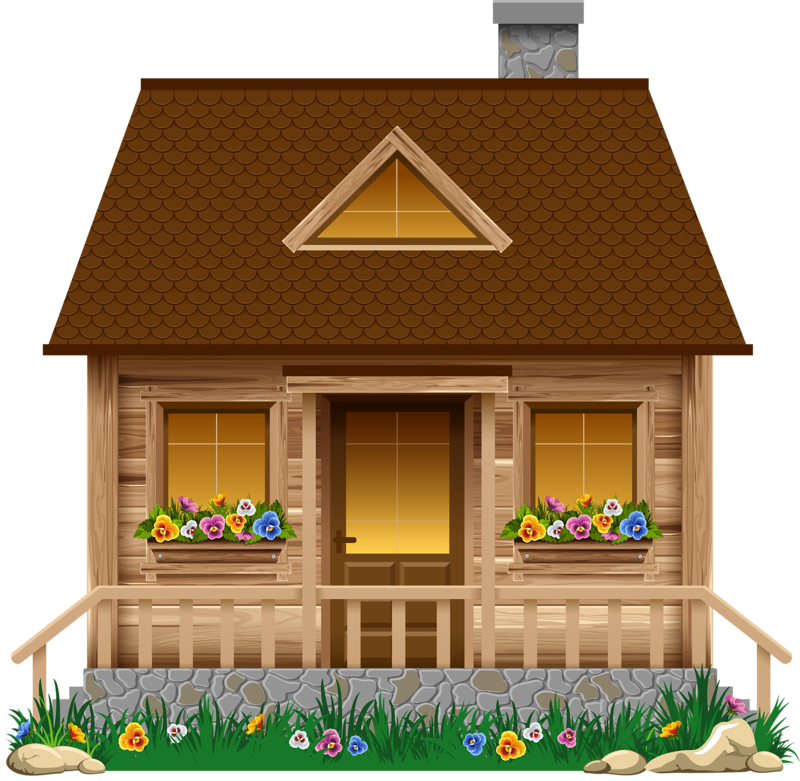 svg free stock  c png clip. Yard clipart cute cottage