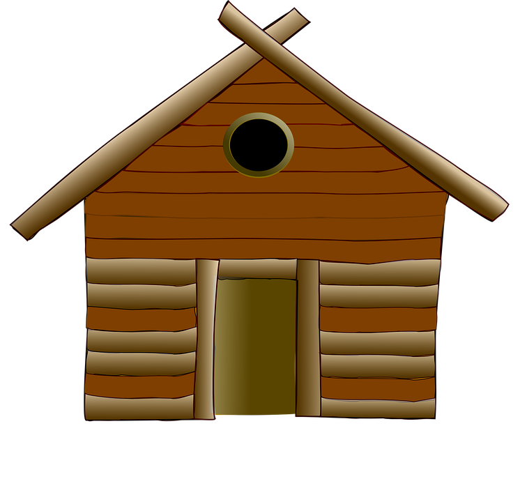 freeuse stock Collection of free cottaged. Mansion clipart animated