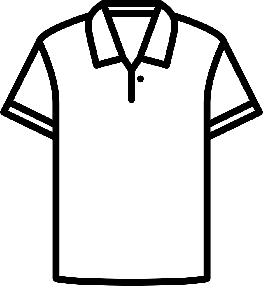 png transparent library Cotton Polo Shirt Svg Png Icon Free Download