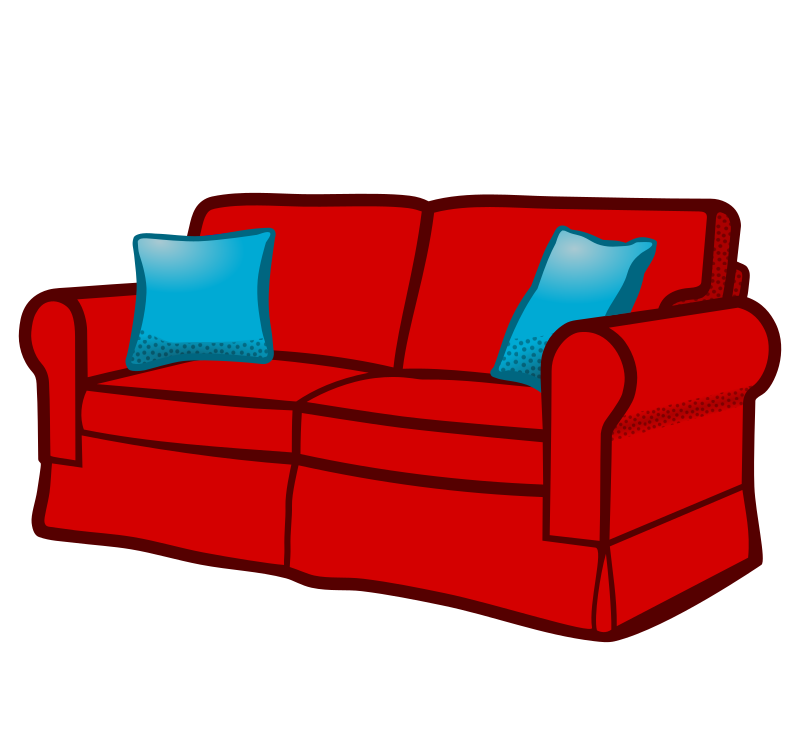 png freeuse download Sofa logo free on. Couch clipart