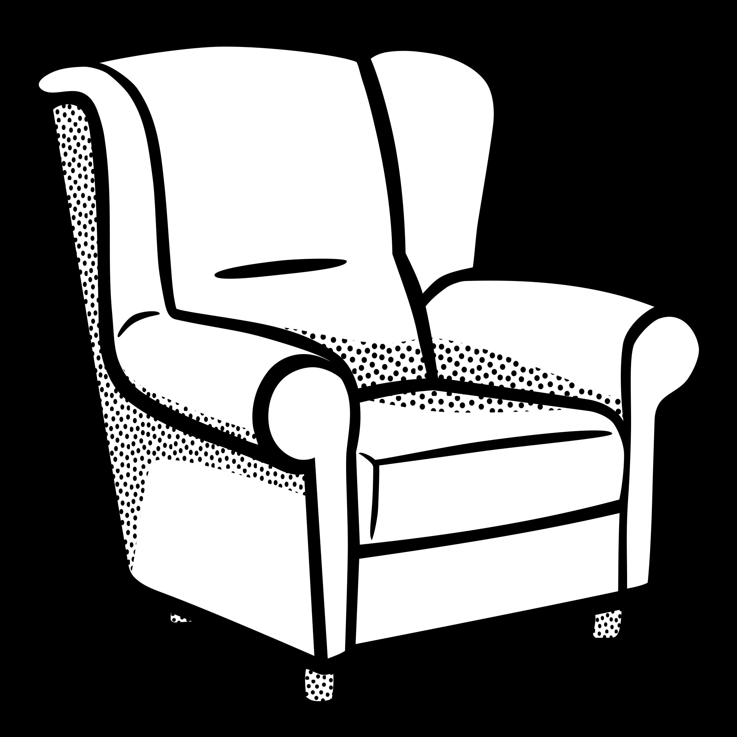 vector library download Sofa Chair Drawing at GetDrawings