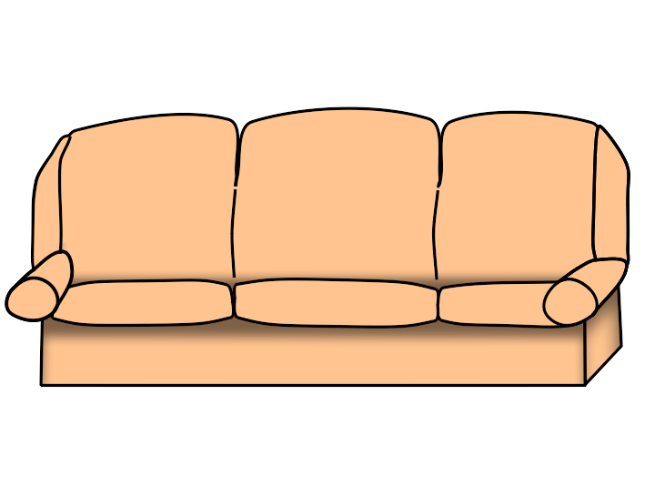 picture transparent stock Free Transparent png Couch Clipart