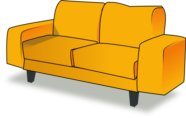 picture download Sofa Clip Art at Clker