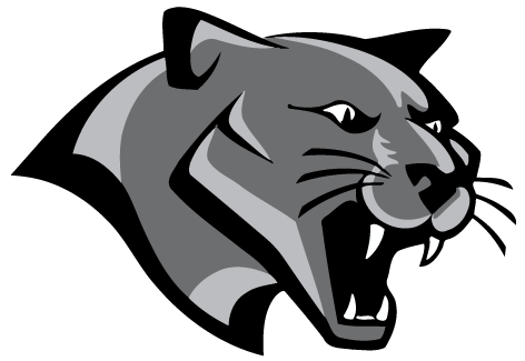 picture library stock cougar black and white clipart #59103976
