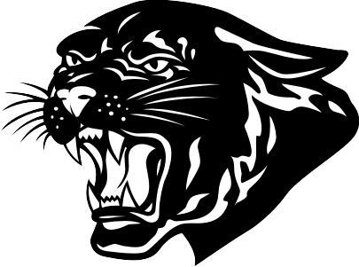 png library Free clip art panther. Cougar clipart