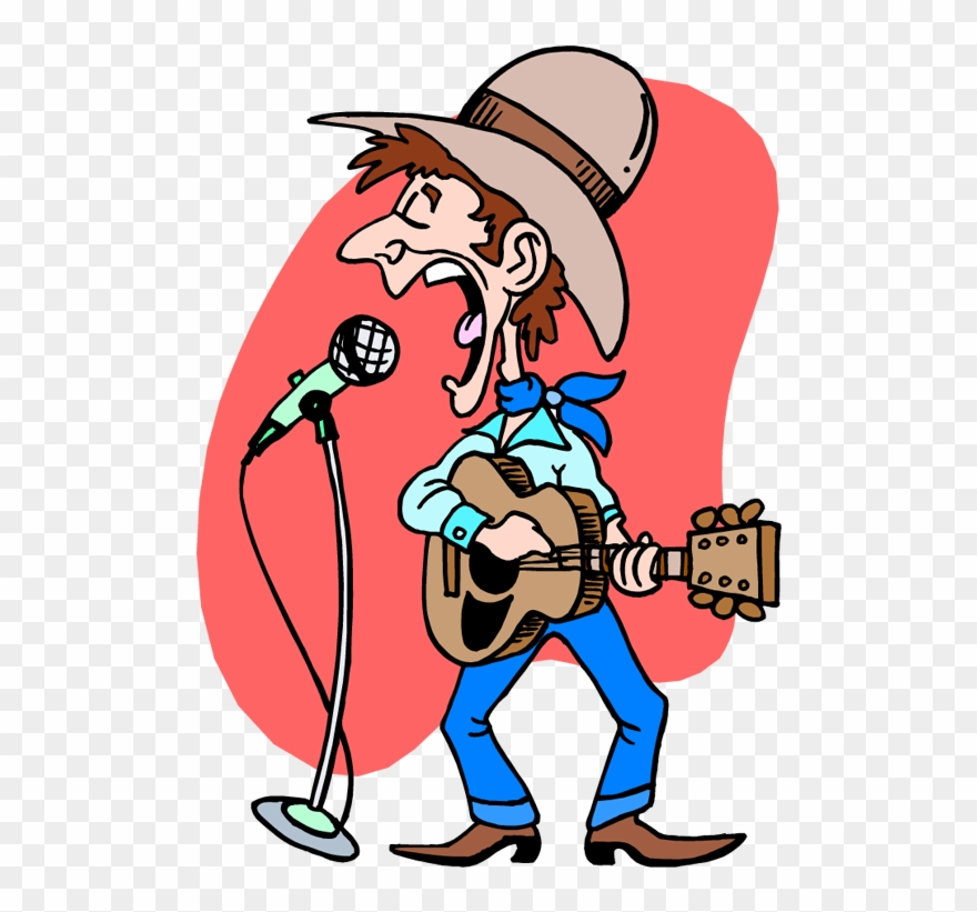 png freeuse stock Country western music clipart. Free png
