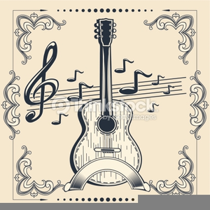 graphic transparent stock Free images at clker. Country western music clipart.