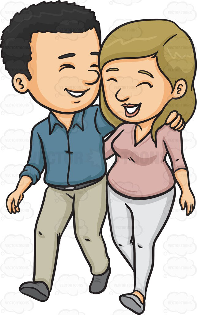 png free download Couple clipart.  clipartlook