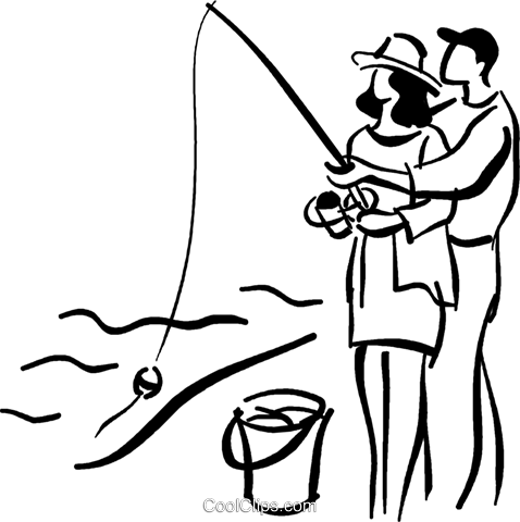 jpg transparent download Fishing clipart couple. Free on dumielauxepices net